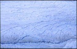 Textur av blått marmorerar tegelplattan som är användbar som bakgrund eller textur Arkivfoton