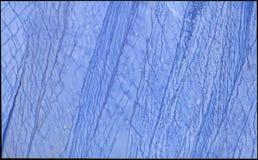 Textur av blått marmorerar tegelplattan som är användbar som bakgrund eller textur Royaltyfri Fotografi