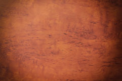 Textur av brunt trä Arkivfoto