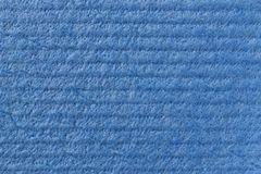 Textur av cellulosa Blå cellulosa royaltyfria bilder