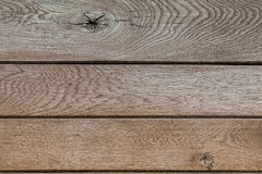 Textur av de horisontalwood plankorna Arkivbilder