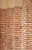 Textur av den athedral patriark- Ð ¡en för vägg abkhazia pitsunda Arkivfoton
