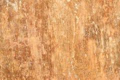 Textur av den bruna cementväggen Arkivfoton