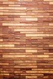 Textur av den bruna keramiska tegelplattan Arkivfoton