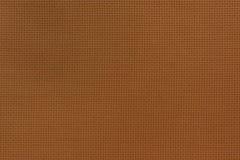 Textur av den bruna linfibern Arkivfoton
