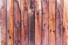 Textur av den bruna wood tabellen Arkivbild