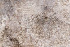 Textur av den gamla bruna betongväggen för abstrakt bakgrund Arkivbild