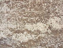 Textur av den gammala väggen med en sjaskig målarfärg. Royaltyfri Foto