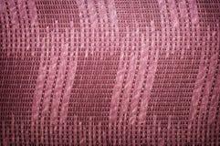 Textur av den härliga rosa färgtapeten Fotografering för Bildbyråer
