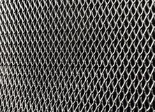 Textur av den metalliska skärmen Royaltyfria Foton