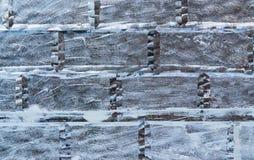 Textur av den naturliga organiska ismodellen, abstrakt bakgrund för design, tryck, Arkivbild