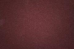 Textur av den röda svampen Royaltyfria Bilder