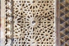 Textur av den Sultanhani caravansaryen Royaltyfri Fotografi
