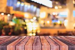 textur av det bruna wood golvet Royaltyfri Fotografi