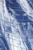 Textur av det eleganta designfönstret i geometrisk form Royaltyfria Foton