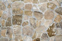 Textur av en gammal antik stenvägg, abstrakt bakgrund för arkitektur arkivbild