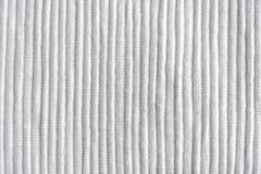 Textur av en mäktig servett Textilbakgrundsslut upp Mor Arkivbild