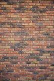 Textur av en tegelstenvägg Royaltyfri Bild