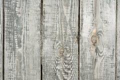 Textur av ett gammalt urblekt och ridit ut grovt trä Royaltyfria Foton