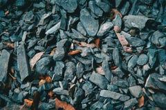 Textur av ett grått stengolv fotografering för bildbyråer