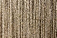 Textur av ett rep Royaltyfria Foton