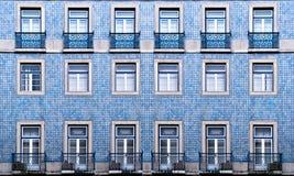 Textur av fönstren Royaltyfri Fotografi
