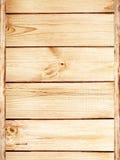 Textur av gamla träbräden Royaltyfri Bild