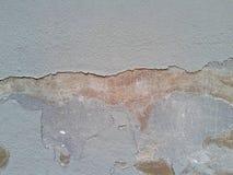 Textur av gammal sprucken målarfärg Fotografering för Bildbyråer