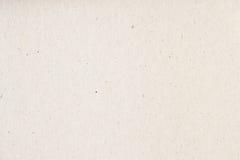 Textur av gammalt organiskt papper för ljus kräm, bakgrund för design med kopieringsutrymmetext eller bild Återvinningsbart mater royaltyfri foto