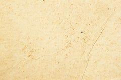 Textur av gammalt organiskt papper för ljus kräm med skrynklor, bakgrund för design med kopieringsutrymmetext eller bild återanvä royaltyfria bilder