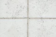 Textur av grå färgtegelplattan för bakgrund arkivfoton