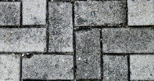 Textur av gråa golvtegelplattor Arkivfoton