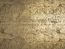 Textur av guld Guld- abstrakt ljus bakgrund Arkivfoton