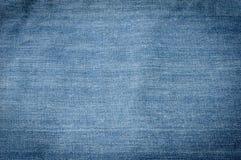 Textur av jeans Royaltyfri Foto