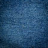 Textur av jeans Arkivfoton