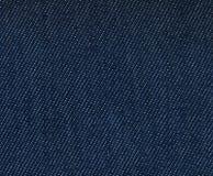 Textur av jeans Royaltyfri Fotografi