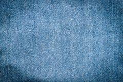 Textur av jeans och häftklammeren Arkivfoton