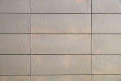Textur av keramiska tegelplattor Abstrakt sömlös vägg genom att använda som bakgrund Fotografering för Bildbyråer