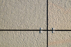 Textur av keramiska tegelplattor Abstrakt sömlös vägg genom att använda som bakgrund Arkivbild