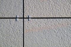Textur av keramiska tegelplattor Abstrakt sömlös vägg genom att använda som bakgrund Arkivbilder
