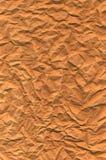 Textur av kraft papper royaltyfri bild