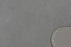 Textur av läder Royaltyfri Fotografi