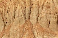 Textur av lera arkivbilder