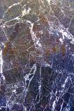 Textur av mångfärgat en marmor eller en tegelplatta med vita fläckar och modeller fotografering för bildbyråer