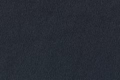 Textur av mörkt - grå ullbeklädnad arkivfoto