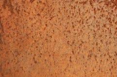 Textur av metallkorrosion Arkivbild