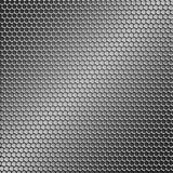 Textur av metallrastret Royaltyfria Bilder