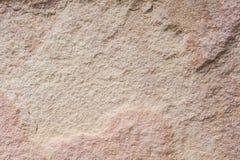 Textur av naturlig sandstenbakgrund Arkivfoton