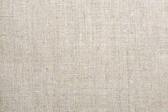 Textur av naturligt linnetyg royaltyfria bilder