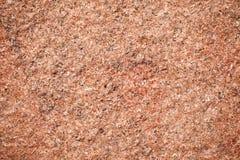 Textur av röd granit Royaltyfri Bild